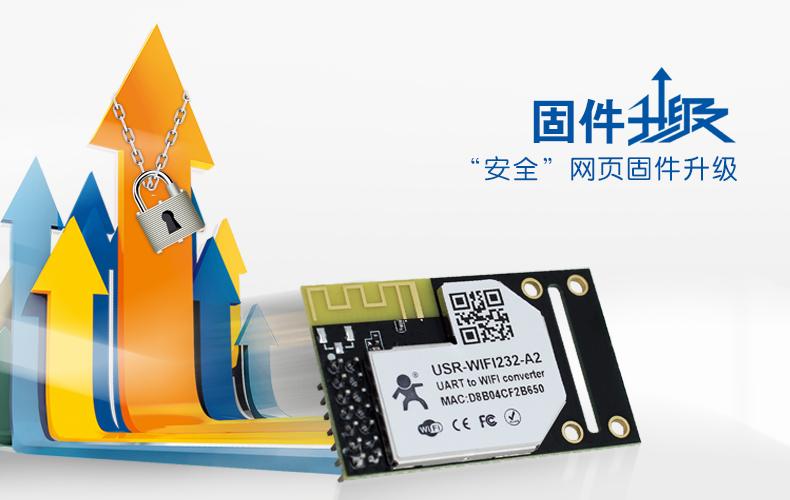 串口WIFI模块固件
