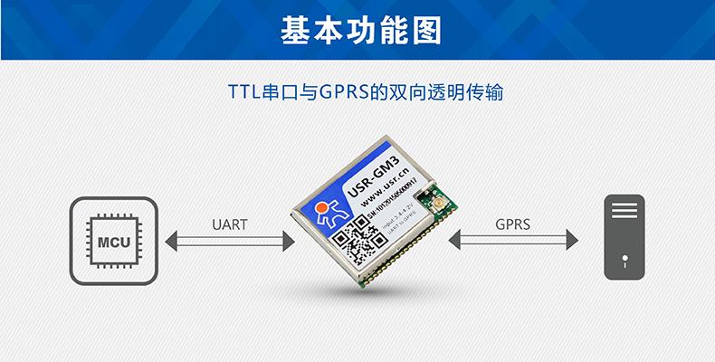 GPRS模块