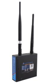 工控网口PLC通过4G路由器VPN联网方案G806