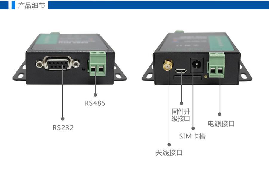 GPRS DTU产品细节图