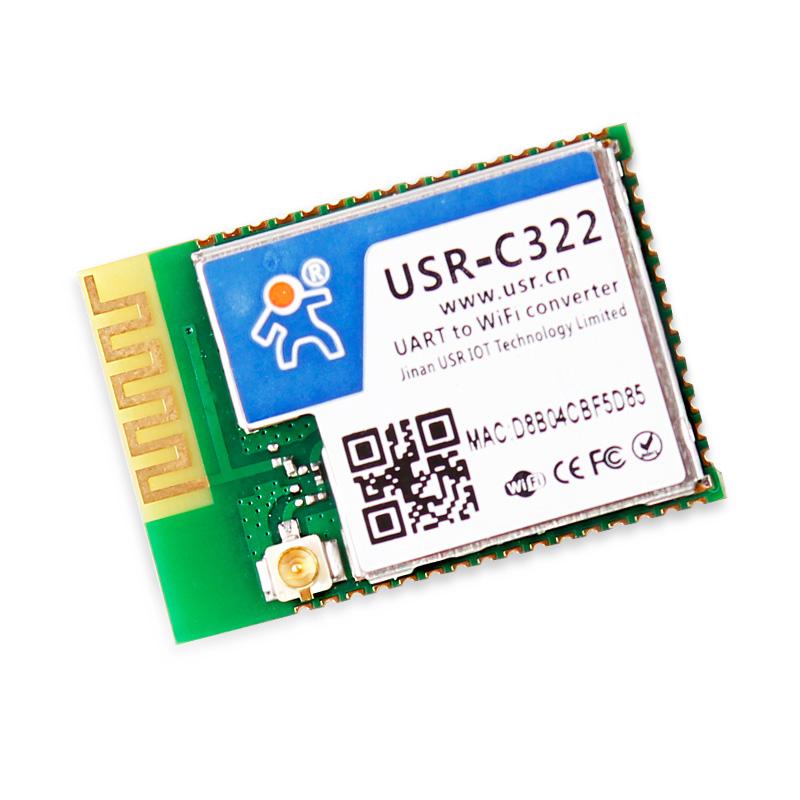 WIFI模块,CC3200,低功耗WIFI模块,USR-C322