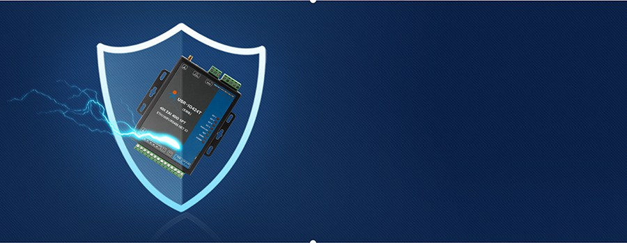 4路网络IO控制器的EFT保护