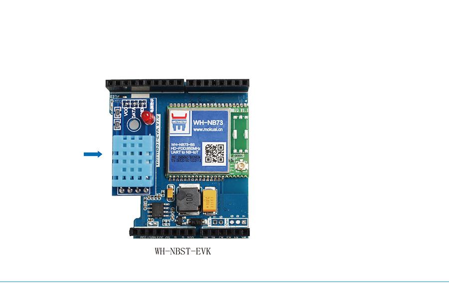 STM32 Nucleo-64 NB-IoT开发板配件的简介