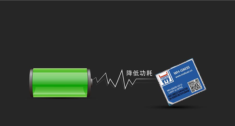 GPRS透传模块_gprs dtu通讯模块低功耗模式