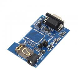 蓝牙串口模块评估板_蓝牙无线串口开发板_BLE主从一体机测试版